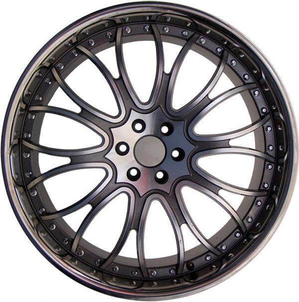 Колесные диски Vertini Fashion. Изображение модели #2