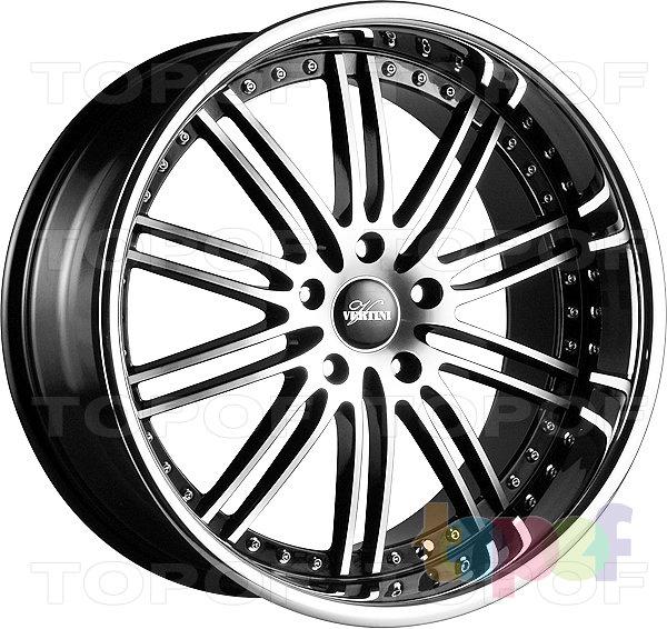 Колесные диски Vertini Hennessey. Изображение модели #1