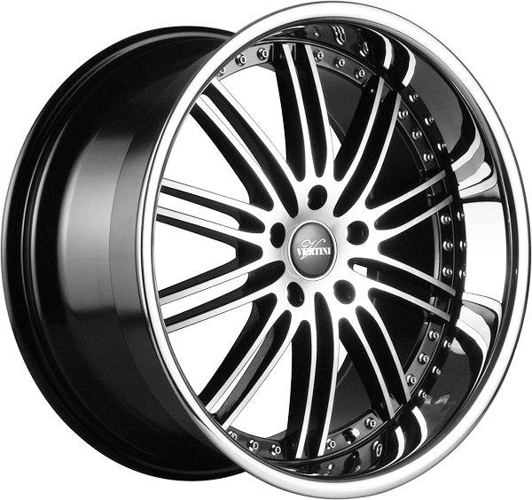 Колесные диски Vertini Hennessey. Изображение модели #2
