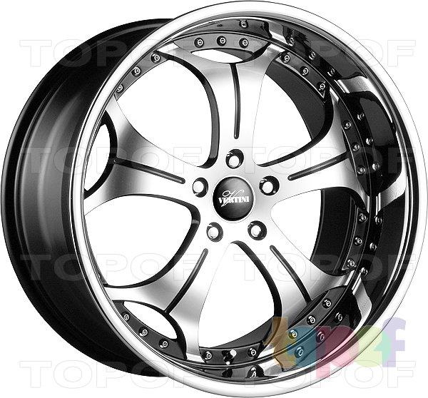 Колесные диски Vertini Regency. Изображение модели #1