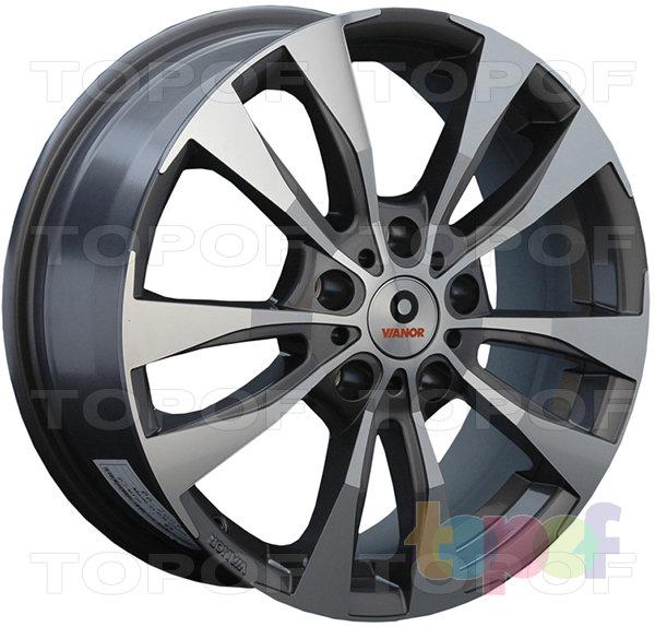 Колесные диски Vianor VR10. Изображение модели #1