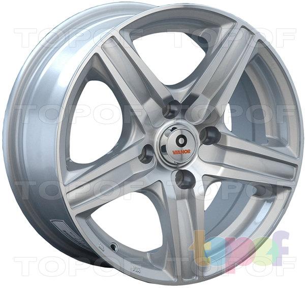 Колесные диски Vianor VR13. Изображение модели #1