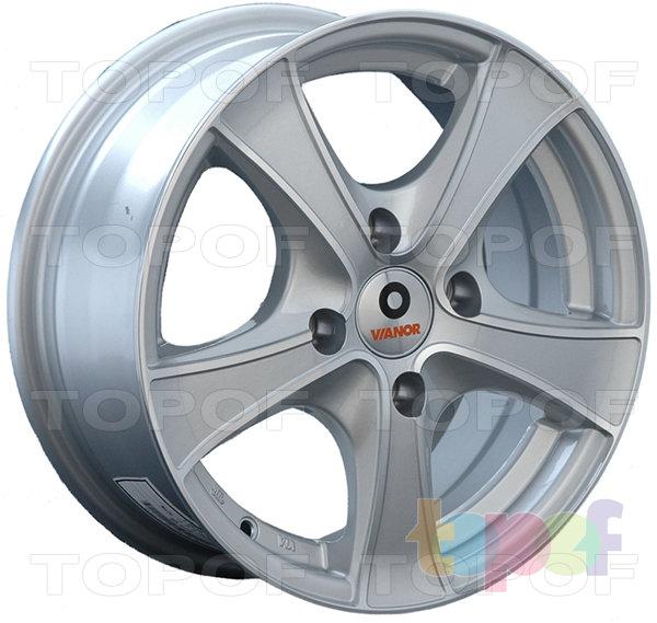 Колесные диски Vianor VR14