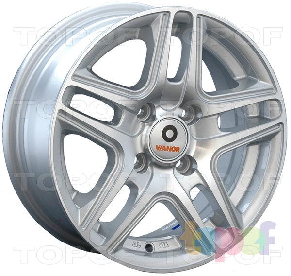 Колесные диски Vianor VR15. Изображение модели #1