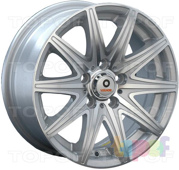 Колесные диски Vianor VR16. Изображение модели #1