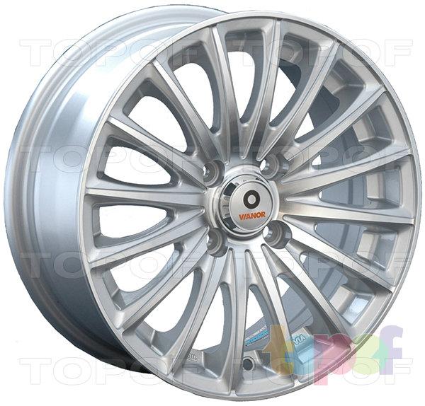 Колесные диски Vianor VR17. Изображение модели #1