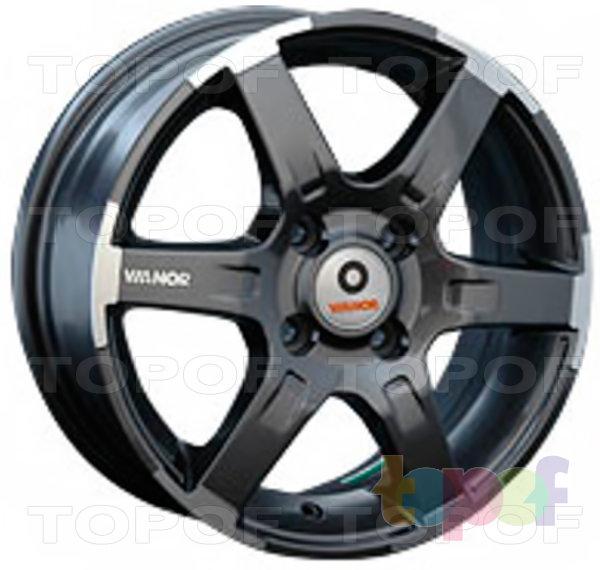 Колесные диски Vianor VR2. Изображение модели #1