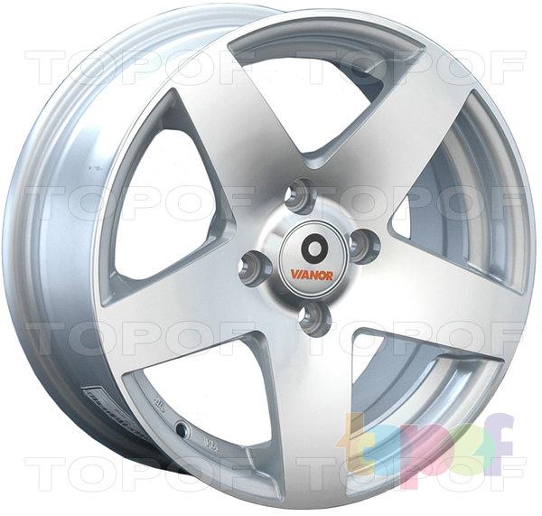 Колесные диски Vianor VR20. Изображение модели #1