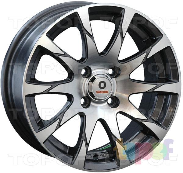 Колесные диски Vianor VR24