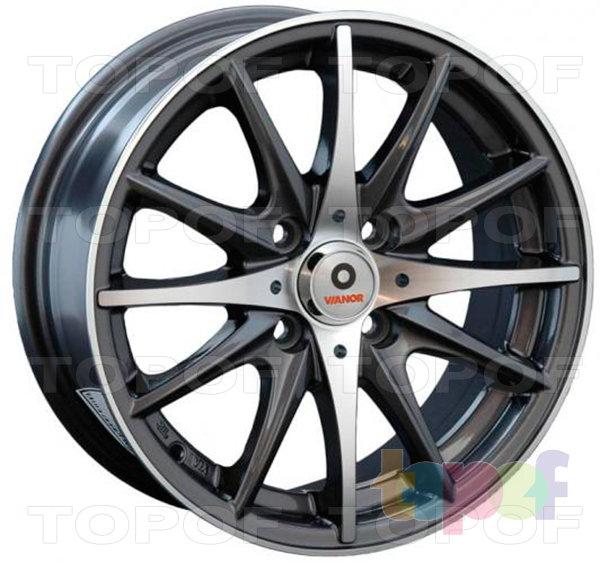 Колесные диски Vianor VR25. Изображение модели #1