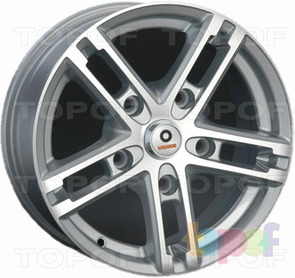 Колесные диски Vianor VR27. Изображение модели #1