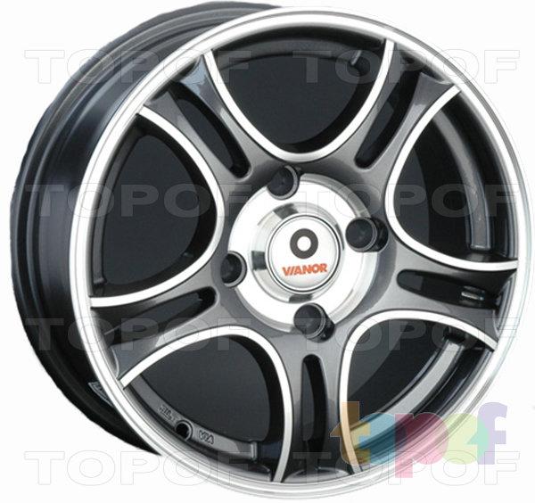 Колесные диски Vianor VR29. Изображение модели #1