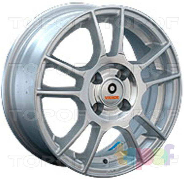 Колесные диски Vianor VR4