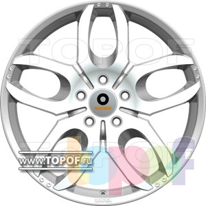 Колесные диски Vianor VR5
