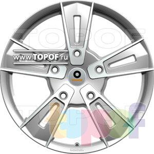Колесные диски Vianor VR6. Изображение модели #1