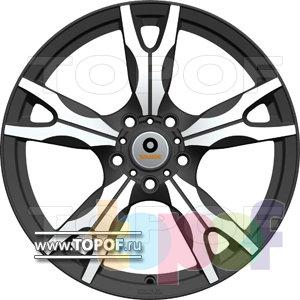 Колесные диски Vianor VR7. Изображение модели #1