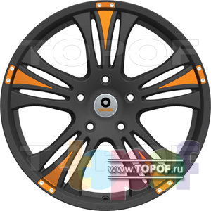 Колесные диски Vianor VR8. Изображение модели #1
