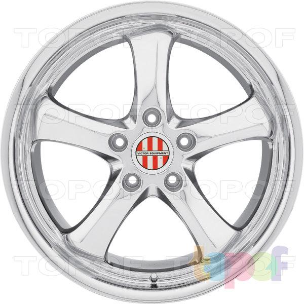 Колесные диски Victor Turismo. Хромированный