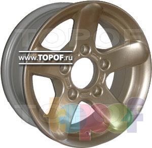 Колесные диски Виком АРТ 106