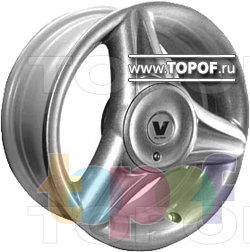 Колесные диски Виком АРТ 115. Изображение модели #1