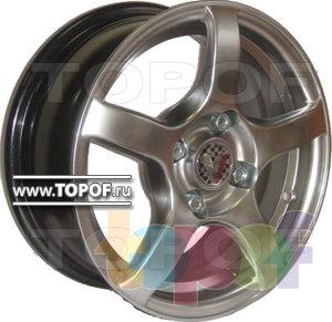 Колесные диски Виком АРТ 136. Изображение модели #1