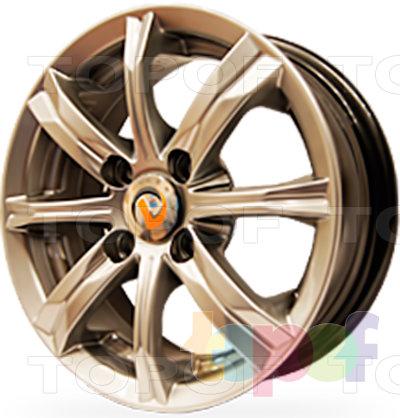 Колесные диски Виком АРТ 139. Изображение модели #1