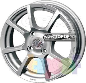 Колесные диски Виком АРТ 1410