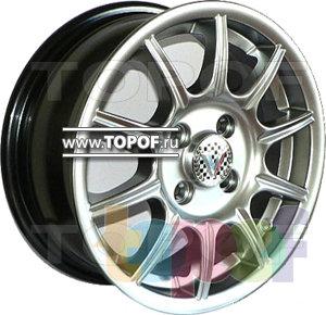 Колесные диски Виком АРТ 145. Изображение модели #1