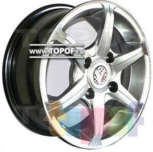 Колесные диски Виком АРТ 146. Изображение модели #1
