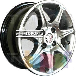 Колесные диски Виком АРТ 147. Изображение модели #1