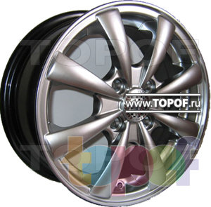 Колесные диски Виком АРТ 149. Изображение модели #1