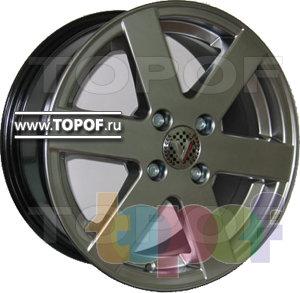 Колесные диски Виком АРТ 1510