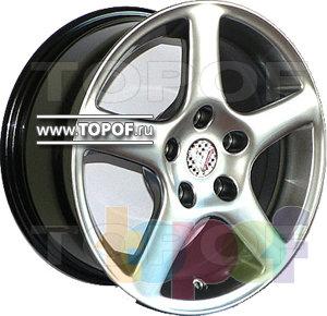 Колесные диски Виком АРТ 153. Изображение модели #1
