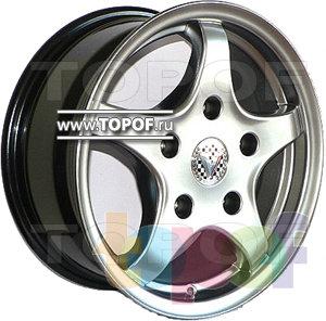 Колесные диски Виком АРТ 154