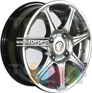 Колесные диски Виком АРТ 157. Изображение модели #1