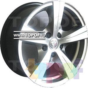 Колесные диски Виком АРТ 162