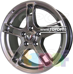 Колесные диски Виком АРТ 165