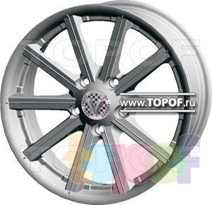 Колесные диски Виком АРТ 167