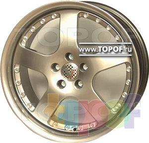 Колесные диски Виком АРТ 171. Изображение модели #1