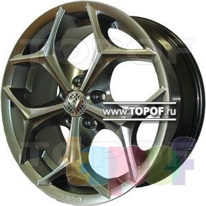 Колесные диски Виком АРТ 172. Изображение модели #1