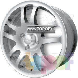Колесные диски ВСМПО Аврора. Изображение модели #1