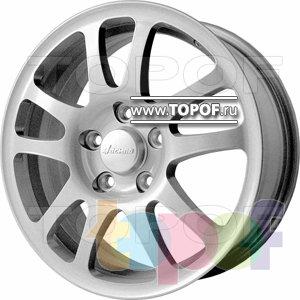 Колесные диски ВСМПО Аврора. Изображение модели #2