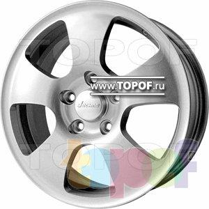 Колесные диски ВСМПО Гамма. Изображение модели #1
