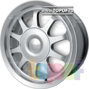 Колесные диски ВСМПО Гелиос. Изображение модели #1