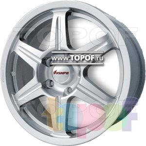 Колесные диски ВСМПО Мицар. Изображение модели #1