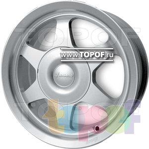 Колесные диски ВСМПО Орион. Изображение модели #1