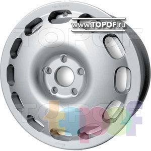 Колесные диски ВСМПО Ралли. Изображение модели #1