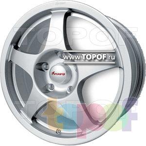 Колесные диски ВСМПО Сигма. Изображение модели #1