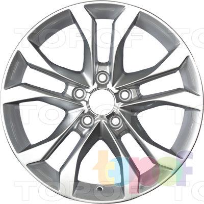 Колесные диски Wiger Sport Power WGS 0204 Гамбург. Изображение модели #2