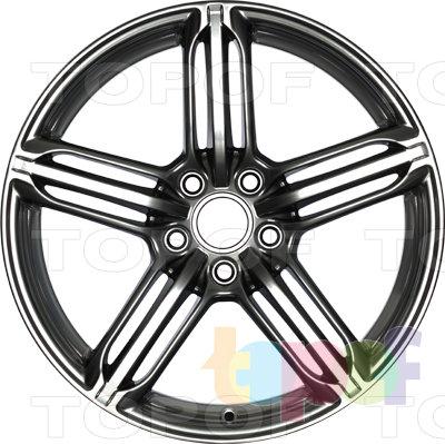 Колесные диски Wiger Sport Power WGS 0207 Мюнхен. Изображение модели #2